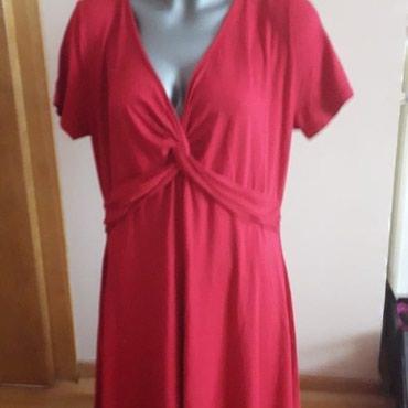 Prelepa crvena haljina koju morate imati - Backa Palanka
