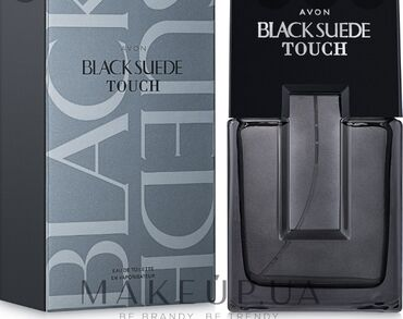 BLACK SUEDE TOUCH TOALETNA VODA 125ML (KAŠMIR,ĐUMBIR,PAČULI)