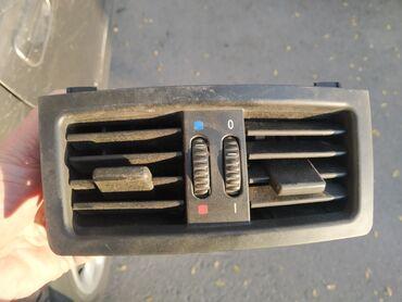 Задний дефлектор обдува #заднийвоздуховод БМВ Е60 в хорошем