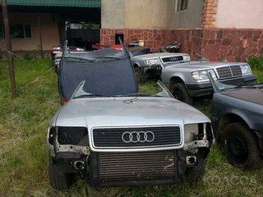 Запчасти привозные на ауди с4 и а6 с4 в Бишкек