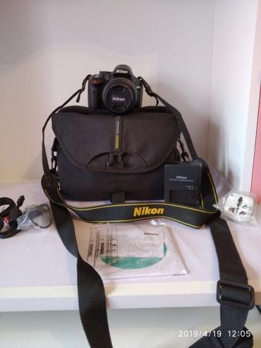 Bakı şəhərində Nikon D5200.Tezedi 2 defe iwletmiwem,ehtiyac olmadigina gore