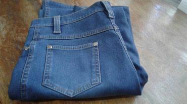 Продаю джинсы женские, 36 размер, клеш, в Бишкек