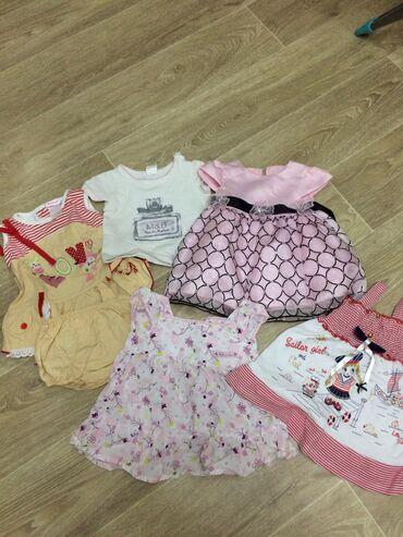 платье в пол осень в Кыргызстан: Продам детские вещи от 0 до 9 мес состояние хорошее ползуны и кофты по