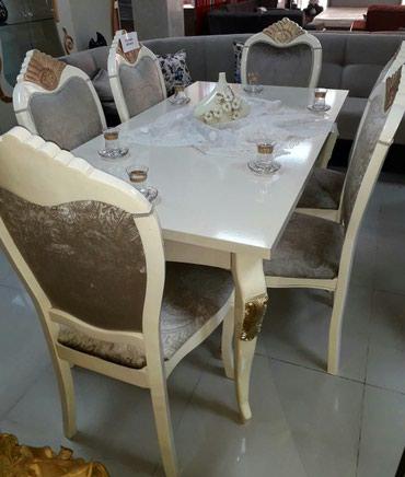 Bakı şəhərində Masa ve oturacaqlar fabrik istehsali
