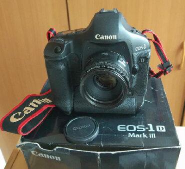 фотоаппарат 360 в Кыргызстан: Камера Canon EOS 1D Mark III (Только Фото)Подробные