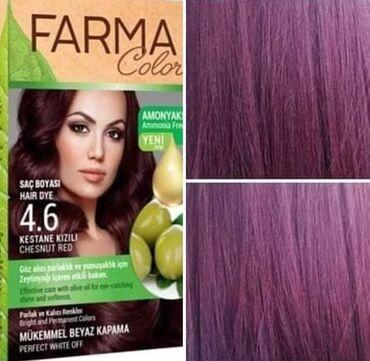Pokri svoje sede uz Farmasi profesionalne farbe za kosu.  Prirodne boj