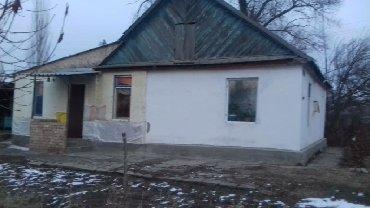 саманный кирпич в Кыргызстан: Продажа Дома : 100 кв. м, 4 комнаты