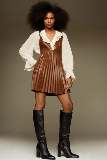 Платье Коктейльное XS