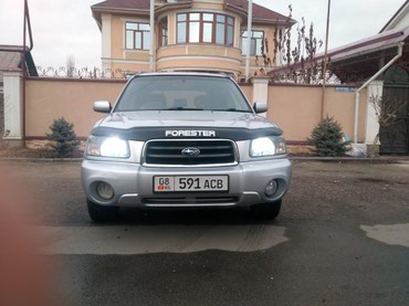 Subaru Forester sg 5 в Бишкек