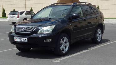 Lexus в Кыргызстан: Lexus RX 3.3 л. 2004