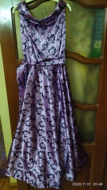 турецкая новая платье в Азербайджан: Красивое Турецкое платье,одевали на пару часов,почти новое.Размер