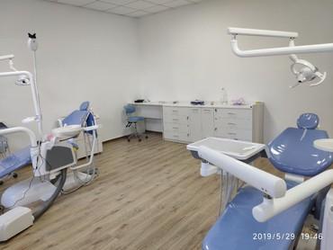 стоматолог-терапевт в Кыргызстан: Сдается стоматологический кабинет Ахунбаева/Карла маркса Estetic clini
