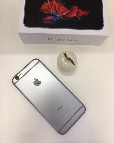 apple iphone 6 s в Кыргызстан: IPhone 6s 32 ГБ Черный