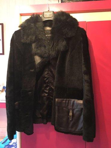 Женская стильная куртка-дубленка в Бишкек