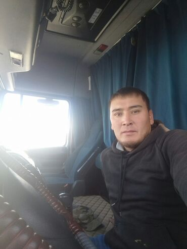 Работу кат в с д - Кыргызстан: Ищу работу водителем кат.С.Е