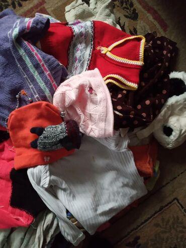 Детский мир - Кок-Джар: Продаю детские вещи. От рожденья и до 3,5 годиков. На мальчика и на д