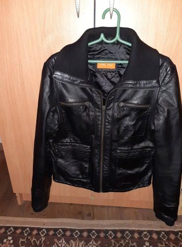 Prelepa moderna zenska crna kozna jakna. U odlicnom stanju, bez - Zajecar