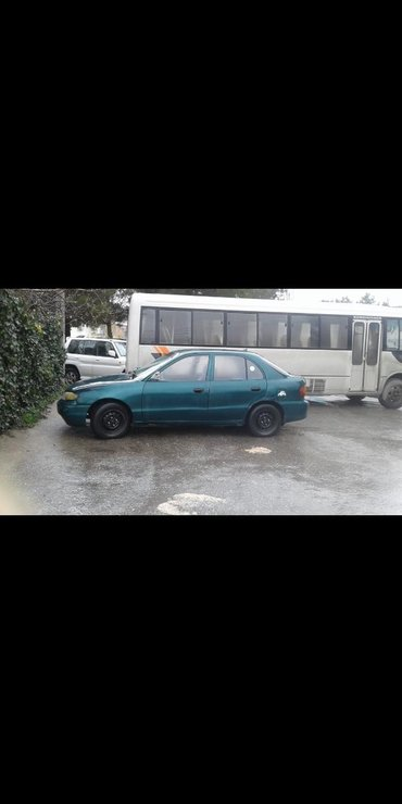 Hyundai Sumqayıtda: Hyundai Accent 1.4 l. 1996   270 km