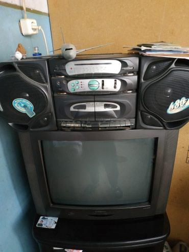 Gəncə şəhərində Gencede televizor satilir islek veziyetdedi, ikinci evimizdedi ,