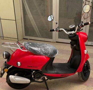 10572 elan | NƏQLIYYAT: Satılır. POLLO. Moped. 2300 azn