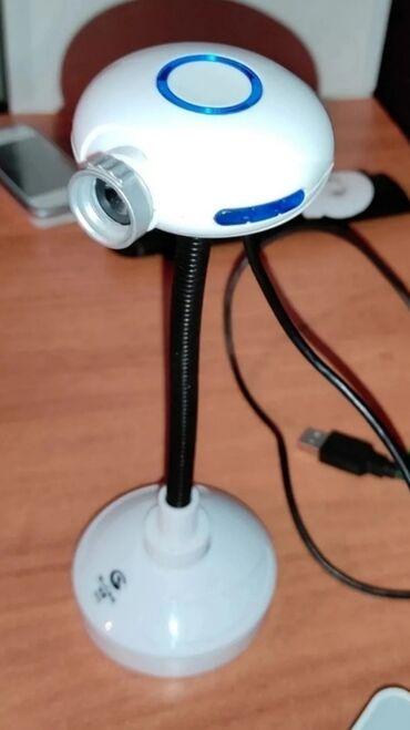 Веб-камеры - Кыргызстан: Продаю web камеру  Состояние отличное