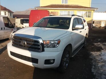 toyota-4x4 в Кыргызстан: Toyota Sequoia 5.7 л. 2008 | 11111 км