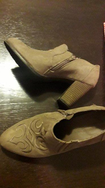 Cipele stikle visina - Srbija: NOVOGODISNJA AKCIJA Veoma lepe, kvalitetne, kozne cipele iz Dajhmana