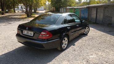 Mercedes-Benz - Кант: Mercedes-Benz E 270 2.7 л. 2002 | 354000 км
