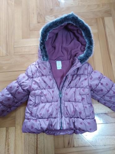 Zimska-jakna-ramena - Srbija: Zimska jakna za devojčice!