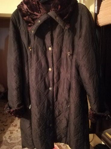 Zenska duga ITALIJANSKA jakna, par puta nosena, bez ostecenja. - Pancevo