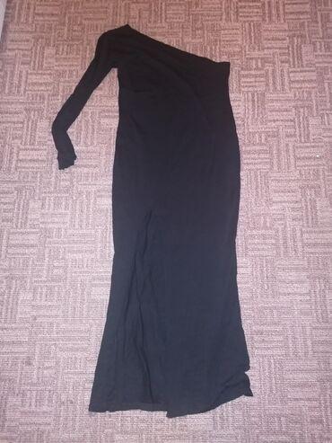 Haljine - Dimitrovgrad: Duga haljina Univerzalna veličina Nije nošena 500 dinara