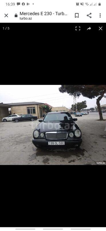 mercedes emel - Azərbaycan: Mercedes-Benz 230 2.3 l. 1997