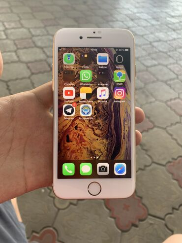 IPhone 8 gold 64