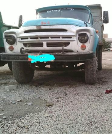 Услуга грузоперевозок переезды - Кыргызстан: Услуги грузоперевозок ЗИЛ вывоз строй. мусор, отсев, песок, щебень