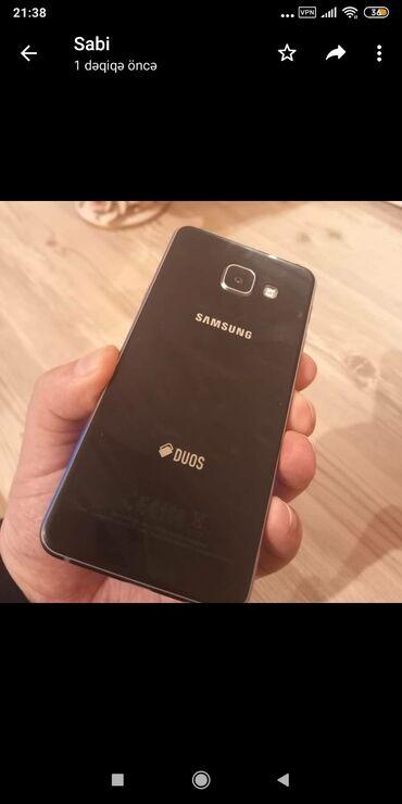 Samsung A3 2016 karopkasi ustunde her weyi verilir. Hec bir cizigi