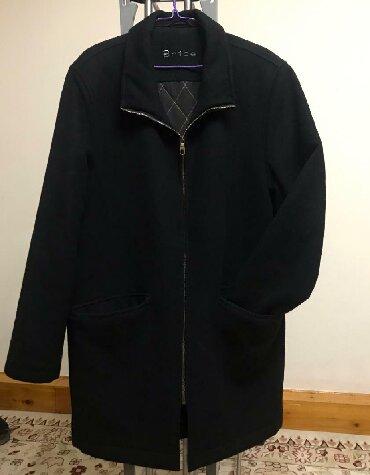 утепленное пальто в Кыргызстан: Очень срочно женская кашемировая утеплённая германская пальто б/у сост