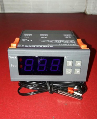 İnqubator və kombi üçün termostat