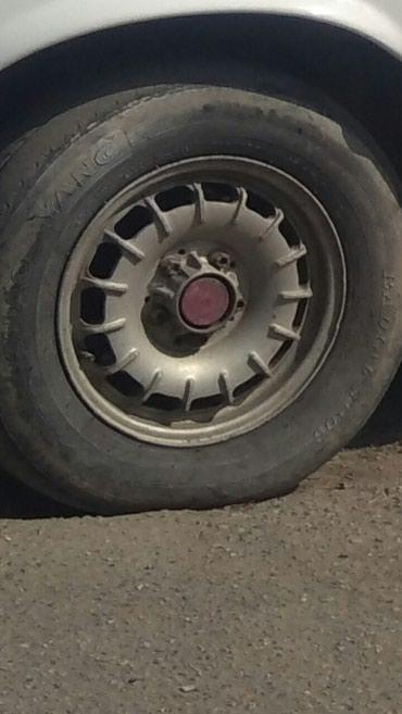 Продам такие же диски r15 мерсовские в Бишкек