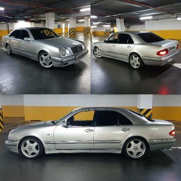 купить двигатель мерседес 3 2 бензин в Кыргызстан: Mercedes-Benz E 430 4.3 л. 1997