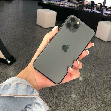 Новый айфон 11pro max