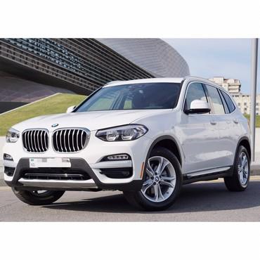 bmw x3 30d at - Azərbaycan: BMW X3 2 l. 2019 | 5409 km