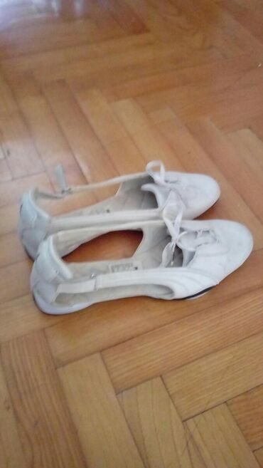 Pumine sandale,nisu ni jednom obuvene posto su mi bile