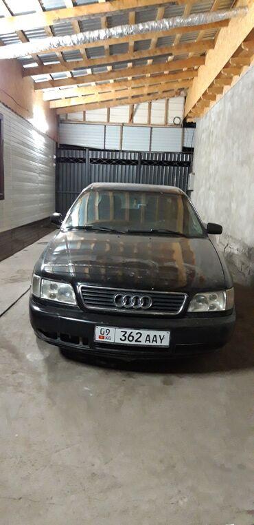 audi-a6-2-tfsi в Кыргызстан: Audi A6 1994