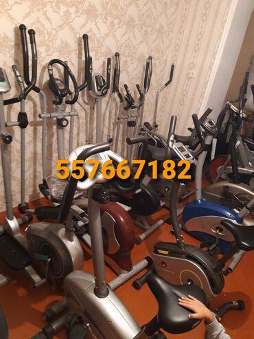 qacis aparati satilir in Azərbaycan | TRENAJORLAR: Idman aletleri qacis aparati velotrenajor veloxizek
