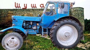 Gəncə traktor zavodu - Azərbaycan: Mtz 80 kabi̇nka 50, otbi̇çən rotorla bi̇rgə satilir 1 sezon i̇şləyi̇b