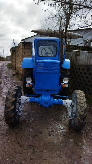 Yük və kənd təsərrüfatı nəqliyyatı - Ətcələr: Traktor t 42 satılır narmalni veziyetdedir sənədləri qaydasındadır