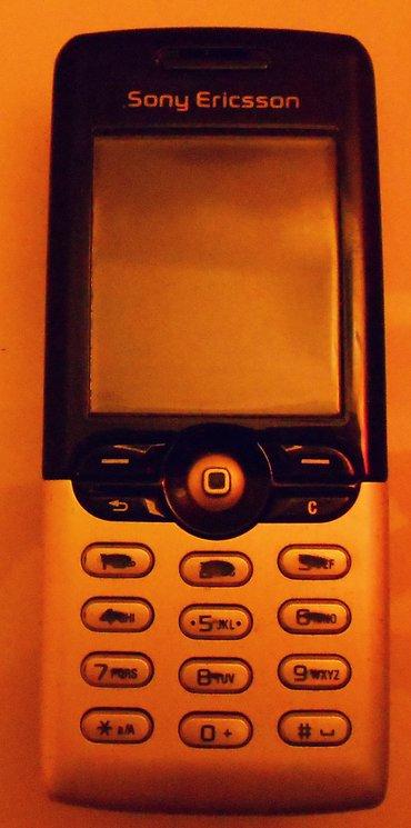 Sony Ericsson T610 Extra telefon starije generacije, ispravan - Loznica - slika 4