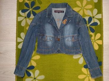 Teksas kratka jaknica kao nova bez ostecenja pise L ali je kao - Ruma