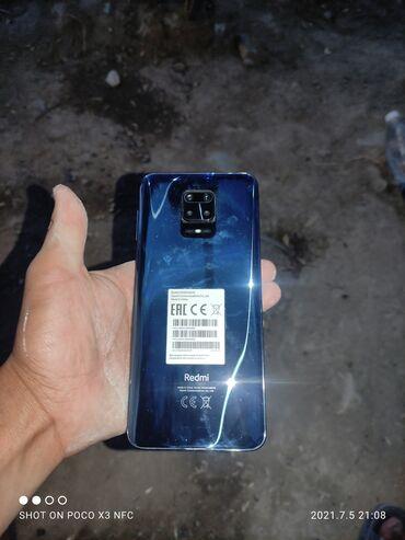 Электроника - Арчалы: Xiaomi Redmi Note 9S   64 ГБ   Синий   Сенсорный, Отпечаток пальца, Две SIM карты