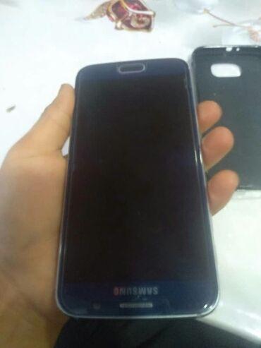 samsung s6 32gb в Кыргызстан: Б/у Samsung Galaxy S6 32 ГБ Золотой